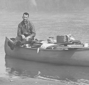 Harold Innis on the Peace River, 1924: discovering the real foundations of Canada's distinction.