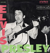 Early Elvis album