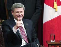 Prime Minister Stephen Harper ... Photograph by: Chris Wattie, Reuters