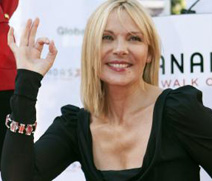 "Meanwhile, in her recent acceptance speech at the Canadian Walk of Fame gala in darkest Toronto actress Kim Cattrall said: ""I would also like to thank the BC provincial funding for the arts. Something that is lacking at the moment ... without that funding I don't think that I would be standing here this evening."""
