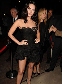 Megan Fox at this year's Toronto International Film Festival, now in progress, probably knows even less about the fundamental principles of Canada's parliamentary democracy than Norman Spector. But who would you rather look at?