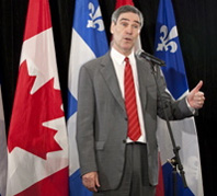 Liberal Leader Michael Ignatieff responds to a question during a news conference in Montreal, Thursday, September 10, 2009. THE CANADIAN PRESS/Paul Chiasson.
