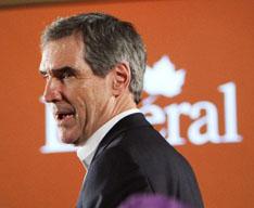 Le chef du Parti libéral du Canada, Michael Ignatieff, a lancé les hostilités la semaine dernière en déclarant qu'il ne pouvait plus appuyer le gouvernement conservateur minoritaire. (cyberpresse.ca — photo: Reuters).