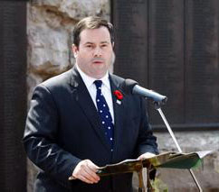 "Jason Kenney, Minister of Citizenship, Immigration and Multiculturalism, says New Democrats are ""hard-core left-wing ideologues"" who ""drink their own Kool-Aid."""