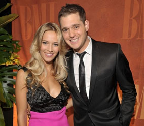 Michael Bublé and Argentinean actress Luisana Loreley Lopilato de la Torre reportedly have their sights set on a walk down the aisle.