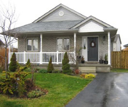 House for sale in St. Thomas, in Southwestern Ontario — part of the old Grit heartland that may not be so important in the age of Dalton McGuinty?.