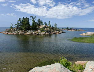 Killarney Provincial Park in the Northern Ontario slated for at least some extra attention in the 2010 provincial budget.