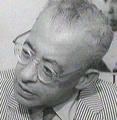 Saul Alinsky in his later days.