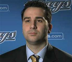 Alex Anthopoulos became General Manager of the Toronto Blue Jays on October 3, 2009.
