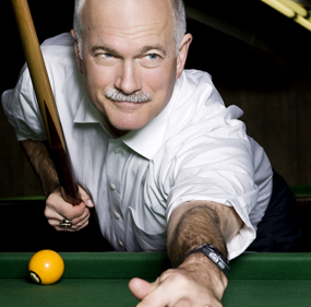 Jack Layton still has no coalition dance partner, Brian Topp says. And he may be right?