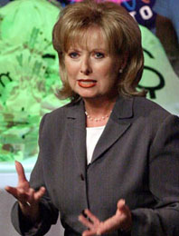 Senator Pamela Wallin, one of the many unelected members minority Prime Minister Stephen Harper has finally appointed to the still unreformed Senate of Canada.