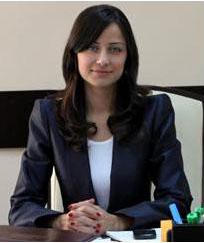 Georgian Economy Minister Vera Kobalia. Photo: Georgian Ministry.