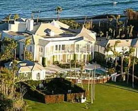 Conrad Black's Palm Beach mansion — transferred in March 2010 to Blackfield Holdings LLC,  to settle a $11.6 million mortgage.