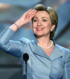 """Hillary Clinton did not become president, but according to Kathleen Parker at the Washington Post in November 2008 the USA elected """"Our first female president"""" anyway."""