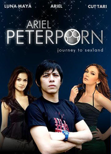Indonesian scandals peter pan with cut tari