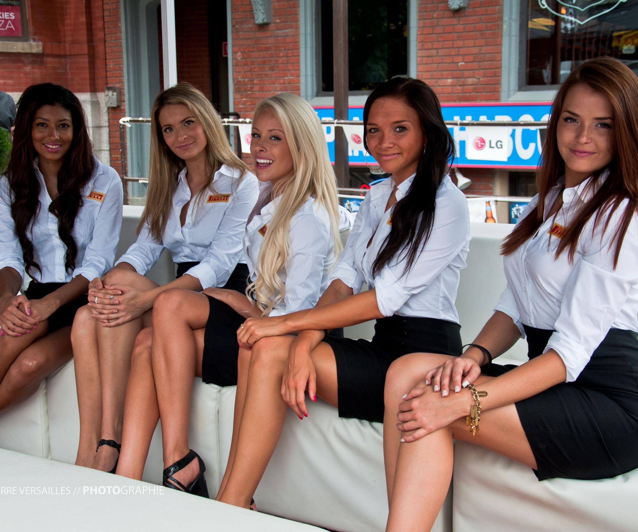 girls in quebec