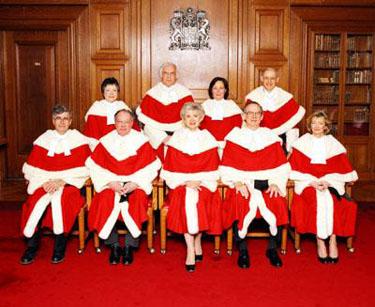 canadian supreme court essay