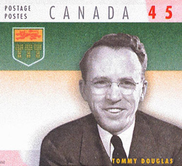 the life and accomplishments of thomas clement tommy douglas a canadian social democratic politician He led the first socialist government in north america and introduced universal public medicare to canadatommy douglas the honourable thomas clement douglas 1986) was a scottish-born canadian baptist minister until becoming a democratic socialist politician.