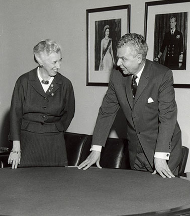 john diefenbaker the last old tory essay No country for good men  i wrote an essay for the national post that tried to frame ignatieff's return to canada  once wrote about john diefenbaker:.